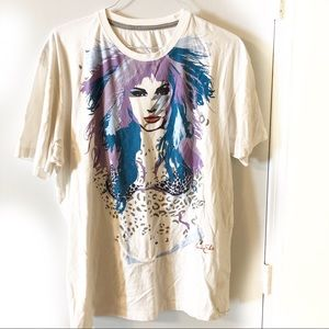 Marc ECKO artist shirt